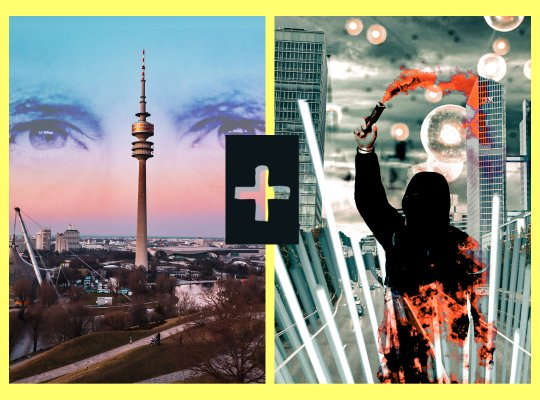Stadtrallye München   Tatort Olympiapark und Blackout Schwabing im Krimi-Pack