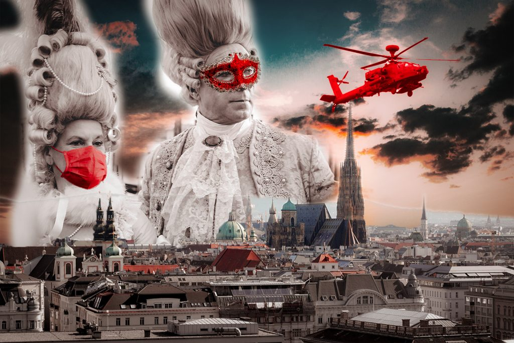 Stadtrallye Wien   Tatort Maskenball
